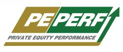PE Perf, Private Equity Performance, logo